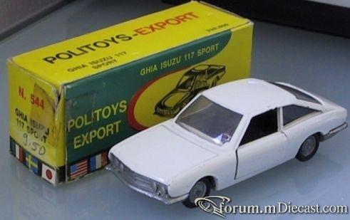 Isuzu 117 Ghia 1968 Politoys.jpg