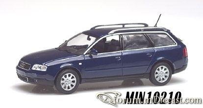 Audi C5 A6 Avant 1997 Minichamps.jpg