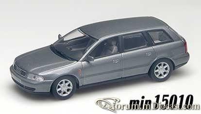 Audi B5 A4 Avant 1995 Minichamps.jpg