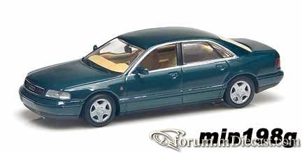 Audi D2 A8 1994 Minichamps.jpg