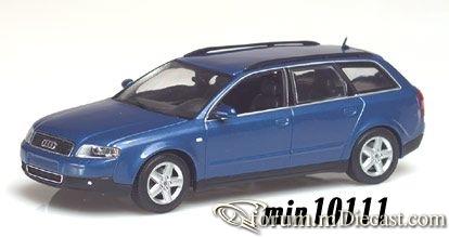 Audi B6 A4 Avant 2000 Minichamps.jpg