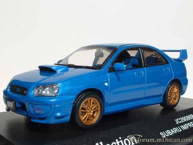 Subaru Impreza 2003 WRX STi JCollection.jpg