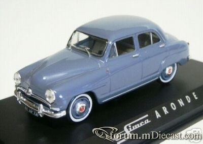 Simca 9 Aronde 4d 1957 Norev.jpg