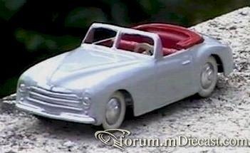 Simca 8 Sport Cabrio 1949 Dinky.jpg
