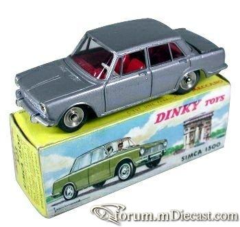 Simca 1500 4d 1966 Dinky.jpg