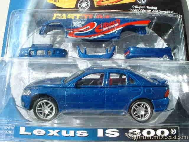 Lexus IS Serie 1 IS300 Maisto