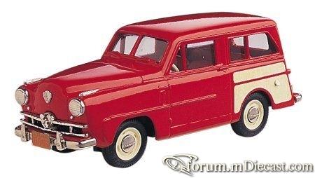 Crosley Super Wagon 1951 US Model Mint.jpg