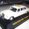 Mercedes-Benz W115 240D Limousine Taxi Frankfurt Altaya/Ixo
