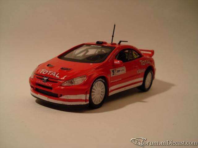Peugeot 307 WRC Maisto