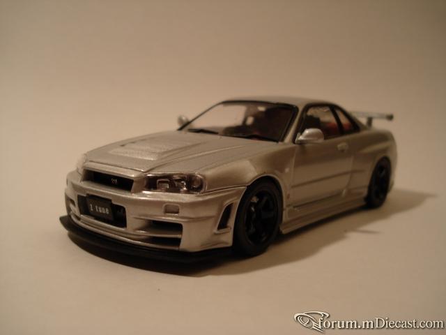 Nissan Skyline Z-tune Ebbro