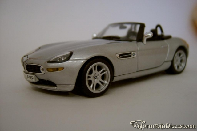 BMW Z8 Minichamps