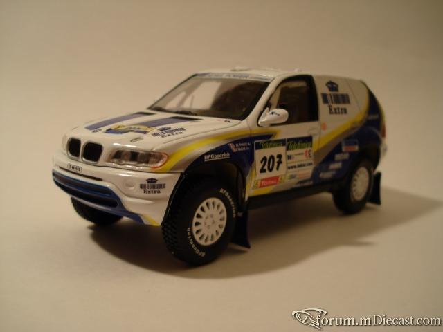 BMW X5 Solido