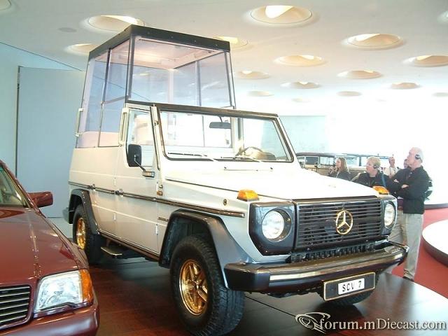 W460 Papamobile II