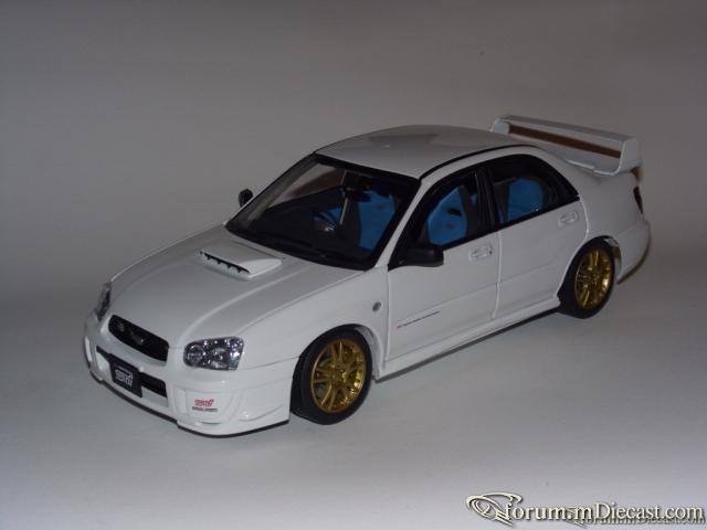 Subaru Impreza STI AA