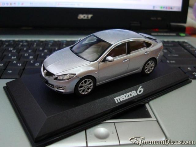 Mazda 6 1998 Norev