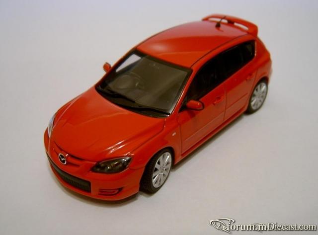 MazdaSpeed Axela AutoArt