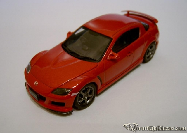 MazdaSpeed RX-8 AutoArt