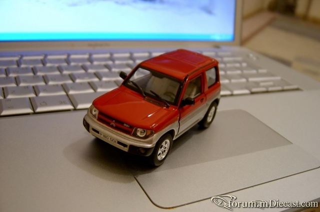 Mitsubishi Shogun Pinin Vitesse
