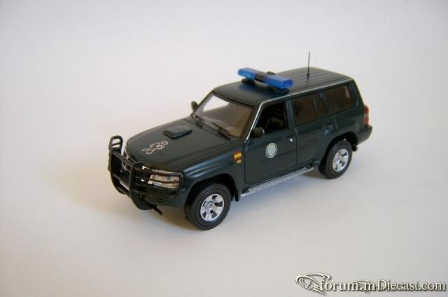 Nissan Patrol Altaya