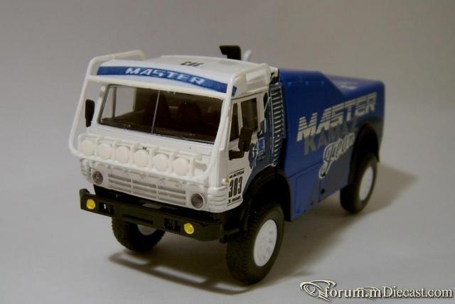 Kamaz Rally Master \Elekon