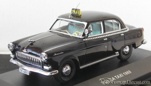 Volga GAZ 21 Taxi DDR