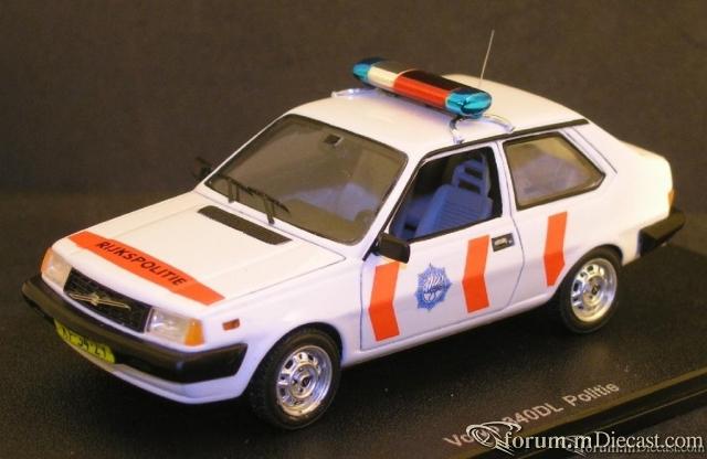 Volvo 340DL Politie, NEO