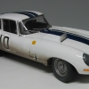 62 jag xke coupe cunningham pocher 1:8