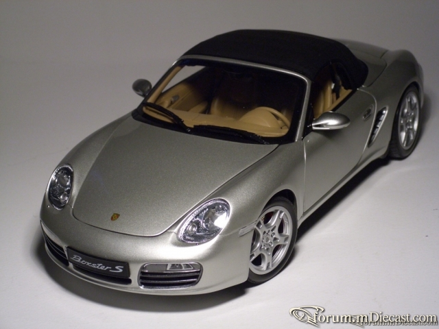Kyosho road cars Porsche Boxster S