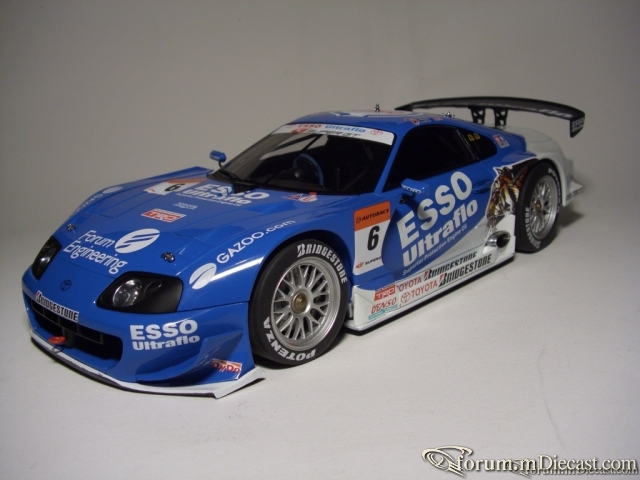 TOYOTA SUPRA SUPER GT 2005 LATE VERSION JUICHI WAKISAKA AKIR
