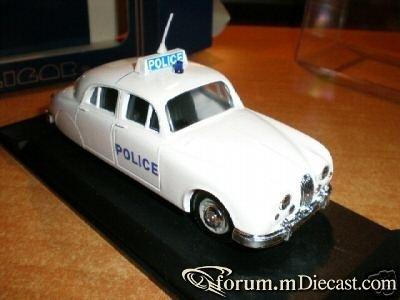 Jaguar Mk I Police Eligor