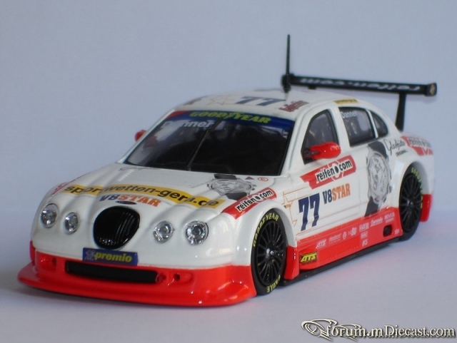Jaguar S-Type II V8 STAR Schuco