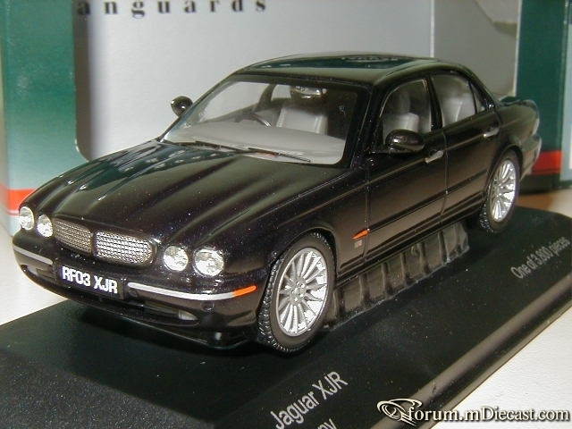 Jaguar XJ Serie 6 XJR Vanguards
