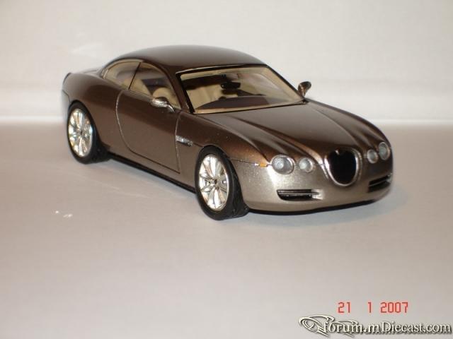 Jaguar Type R Coupe Replicars