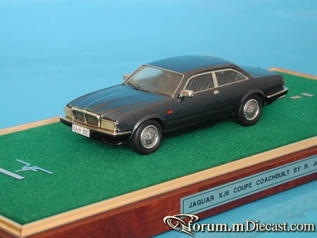 Jaguar XJ Serie 4 Coupe VF Models