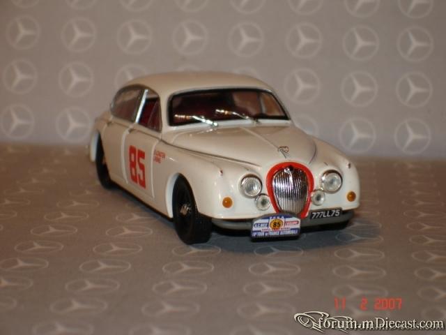 Jaguar MK II Tour de France 1961 Vitesse