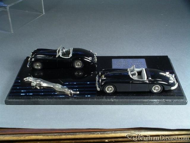 Jaguar SET XK120 & XK150 RAE