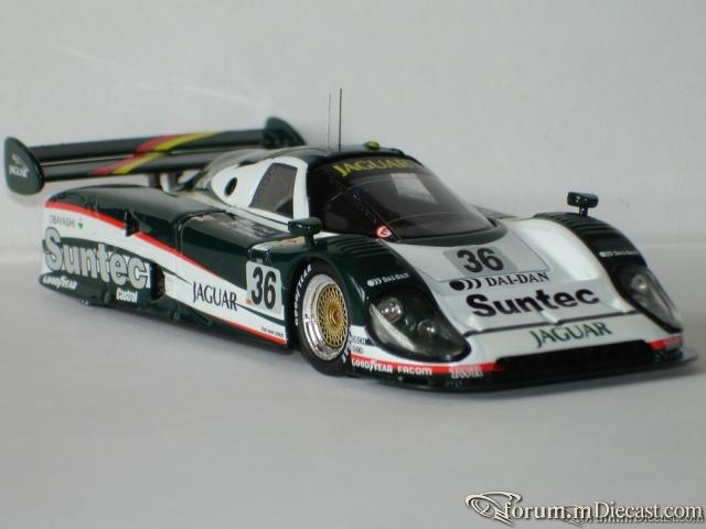 Jaguar XJR12 Le Mans 1991 Spark