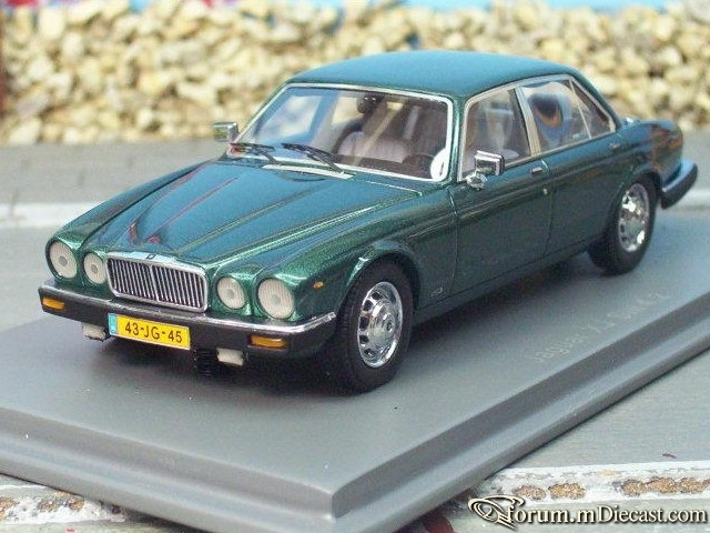 Jaguar XJ Serie 3 XJ12 Neo