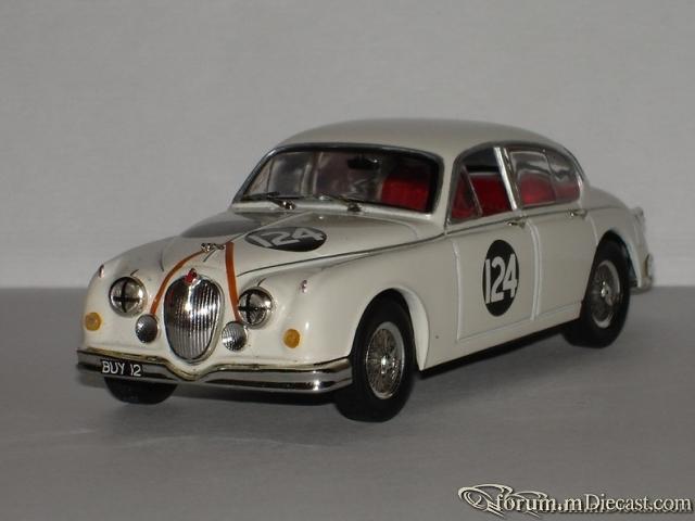Jaguar MK II British Saloon Car Championship 1963 Vitesse