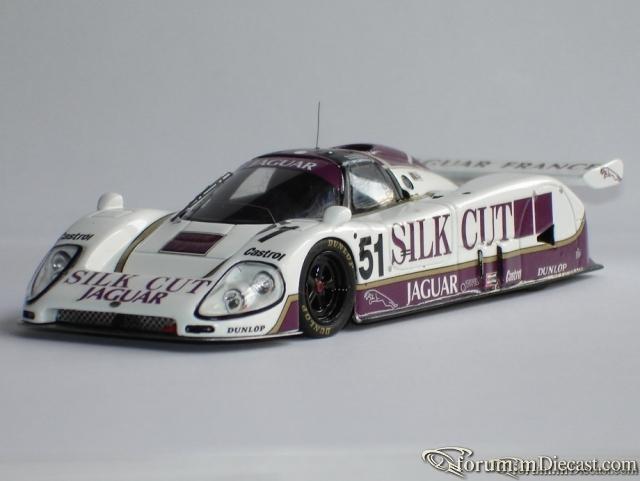 Jaguar XJR 6 Le Mans 1986 Spark