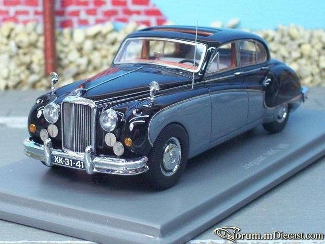 Jaguar Mk VIII Neo