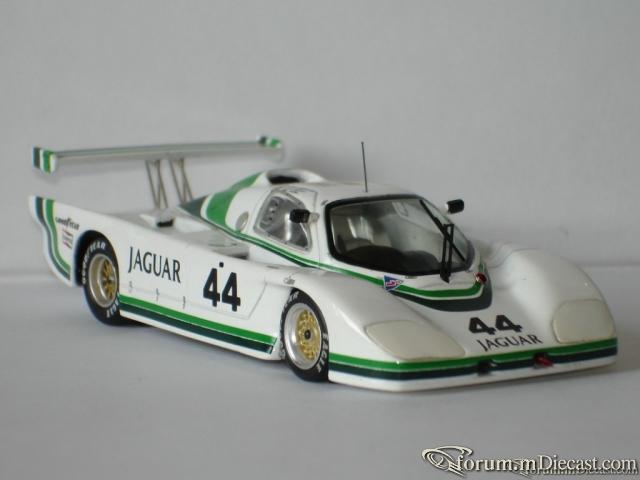 Jaguar XJR 5 Le Mans 1985 Bizarre
