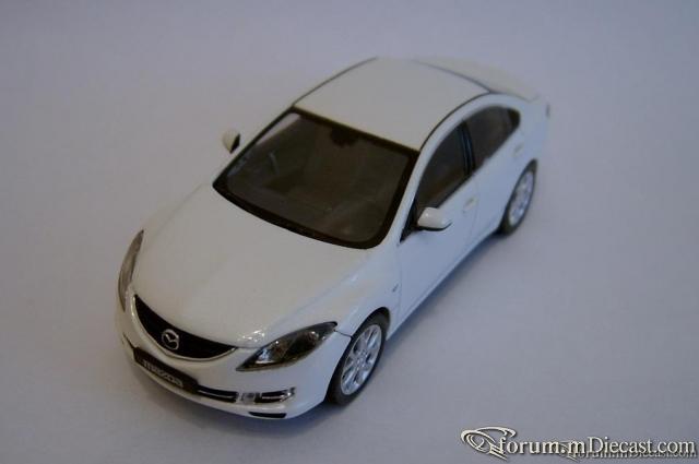 Mazda 6 sedan 2008 Norev