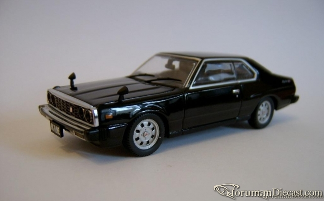 Nissan Skyline GT-ES KHGC210 '1978 Dism