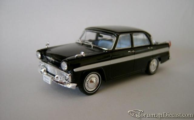 Nissan (Prince) Skyline ALSID-I Norev
