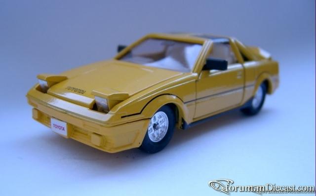 Toyota MR2 Tomica