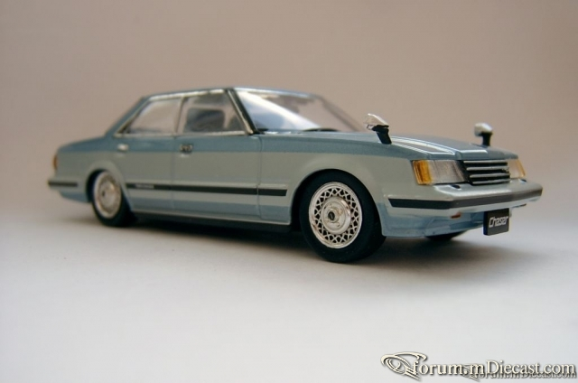 Toyota Chaser  1982 DISM