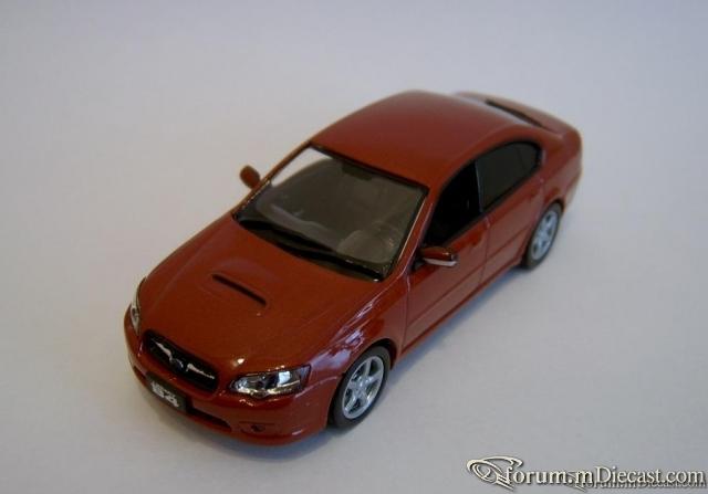 Subaru Legacy J-Collection