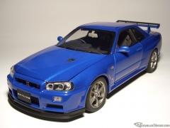 Nissan Skyline GTR (R-34) AA