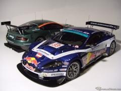 Auto Art sports car Aston Martin DBR9 Winner Mugello 2006 Re